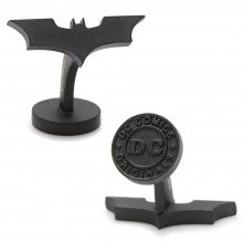 Satin Black Dark Knight Cufflinks
