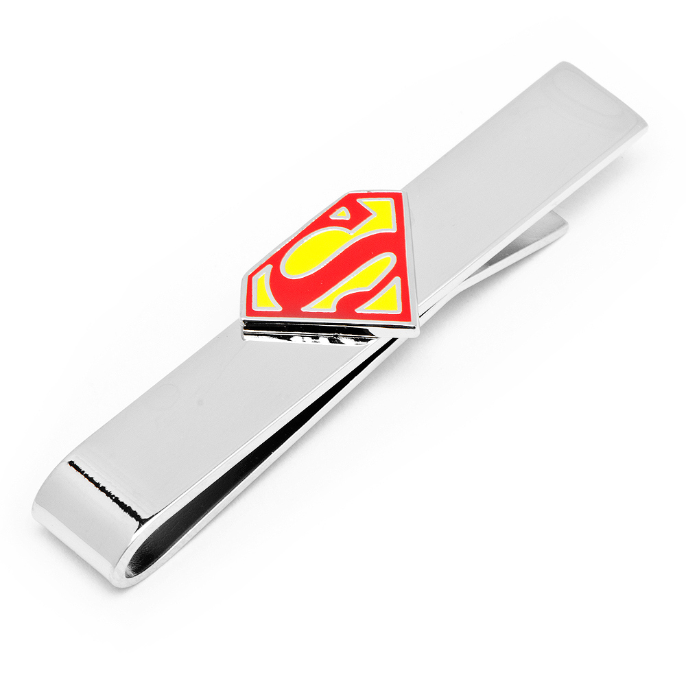 DC Comics Superman Shield Tie Bar