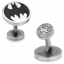 Vintage Batman Logo Cufflinks