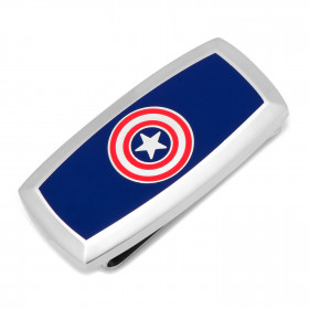 Captain America Money Clip