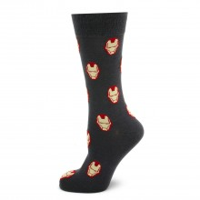 Iron Man Gray Socks