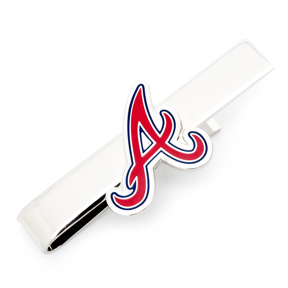 Atlanta Braves Tie Bar