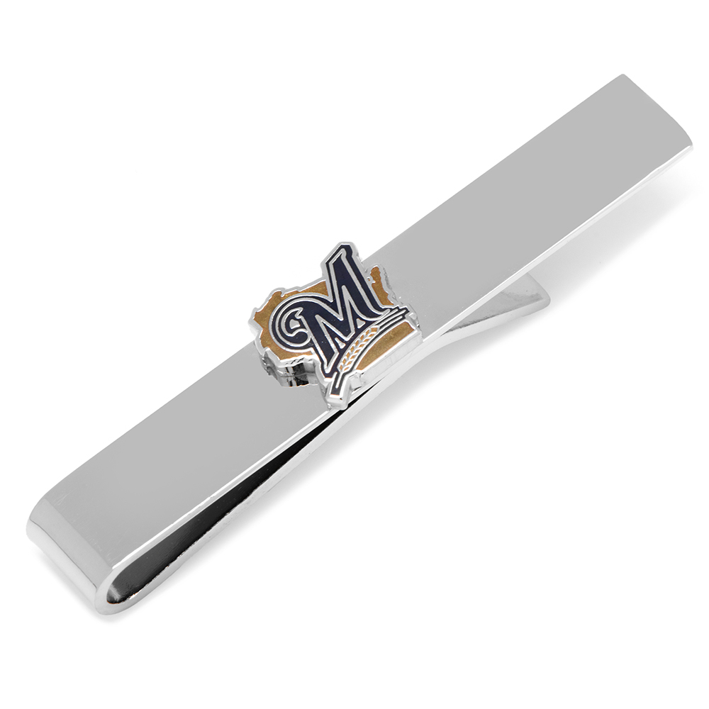 Milwaukee Brewers Tie Bar