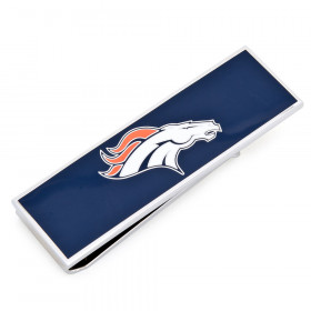 Denver Broncos Money Clip
