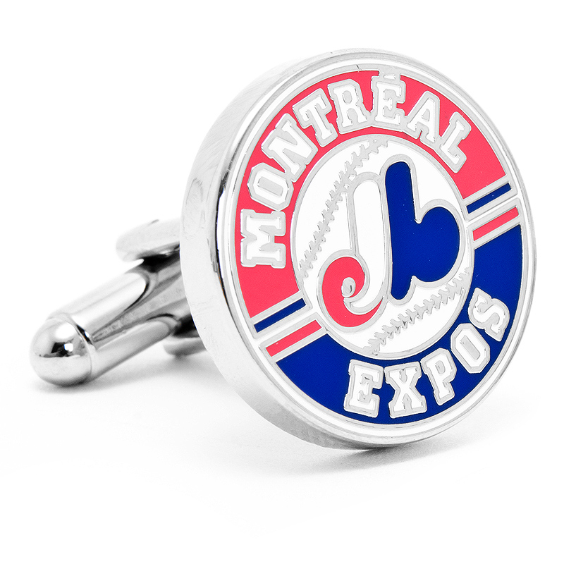 Vintage Montreal Expos Cufflinks