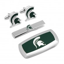 Michigan State Spartans 3-Piece Cushion Gift Set