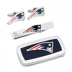 New England Patriots 3-Piece Cushion Gift Set