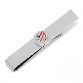 Team USA Winter Olympics 2018 Tie Bar