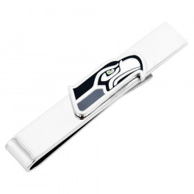 Seattle Seahawks Tie Bar