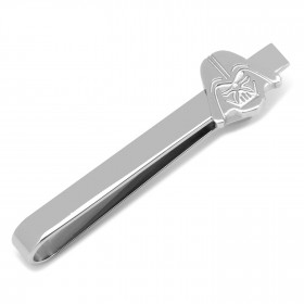 Stainless Steel Darth Vader Tie Bar