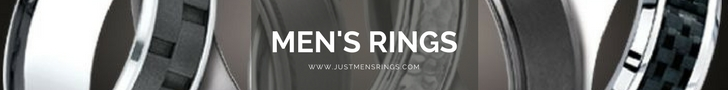 Largest Selection of Men's Wedding and Fashion Rings - Just Mens Rings.com