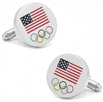 Team USA Winter Olympics 2018 Cufflinks