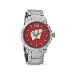University of Wisconsin Men's Fashion Watch