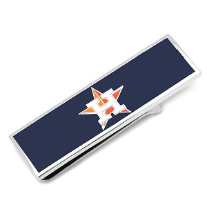 Houston Astros Money Clip