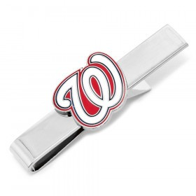 Washington Nationals Tie Bar