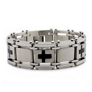Stainless steel bracelet for men| 14.5mm width