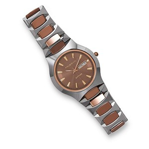 Men's Tungsten Carbide Watch
