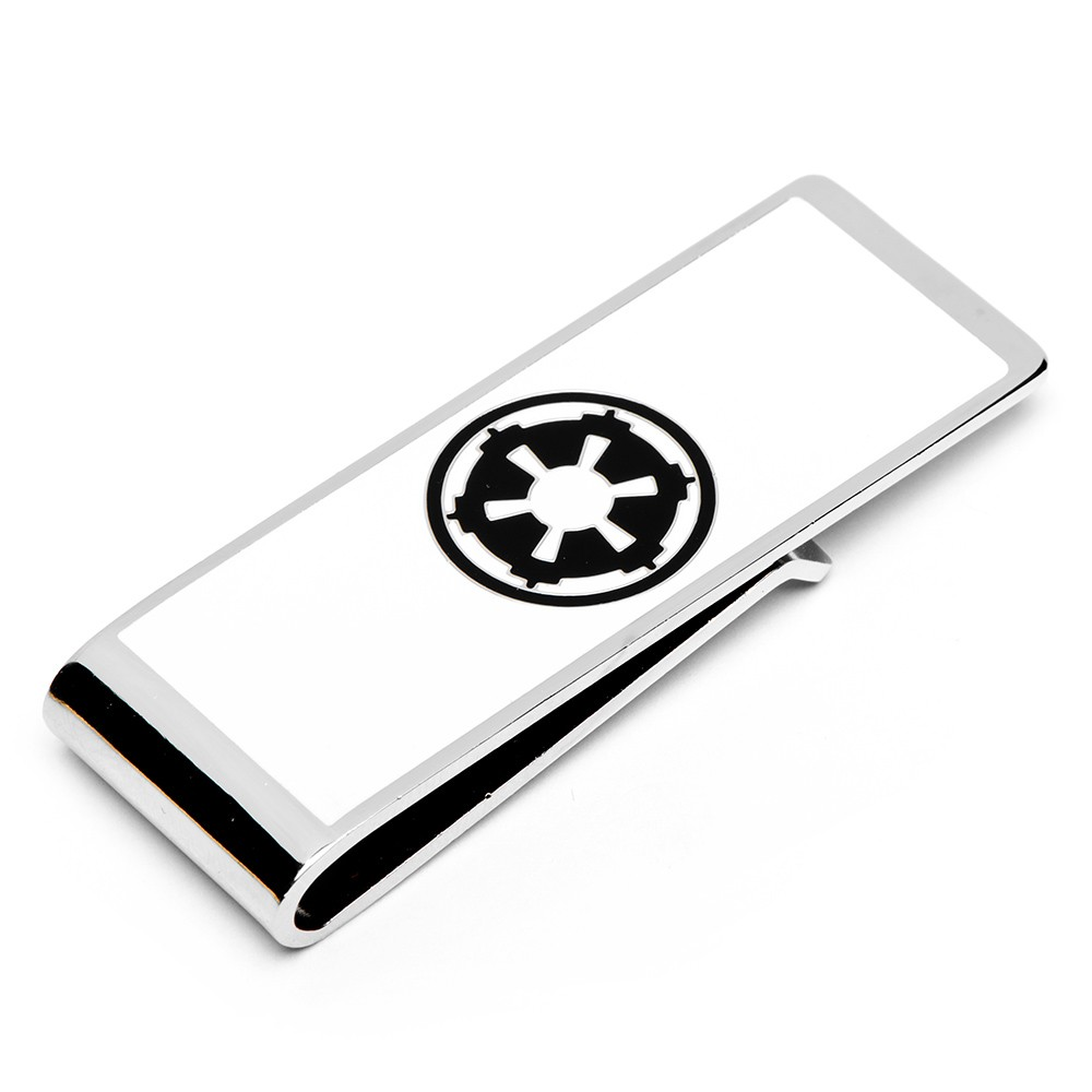 Imperial Symbol Money Clip